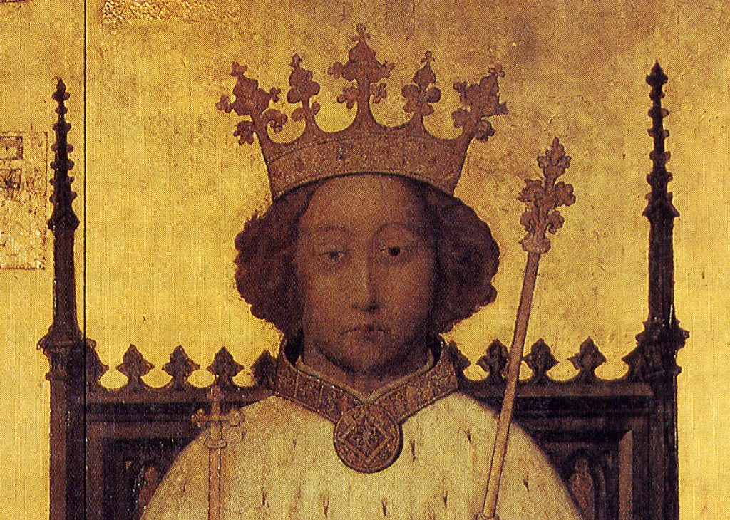 The Westminster Portrait, Richard II.