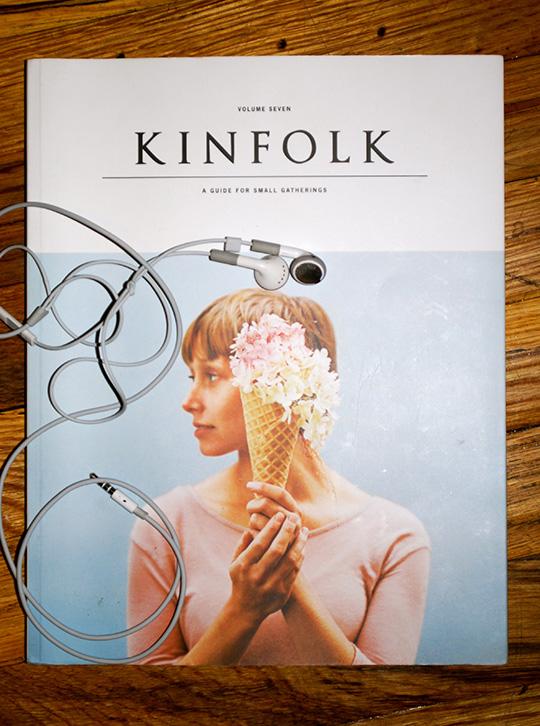 Kinfolk cover.