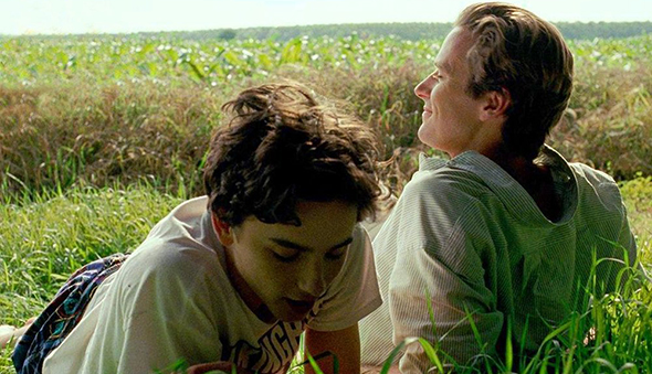 "Andie Newell's ""On Call Me By Your Name"""