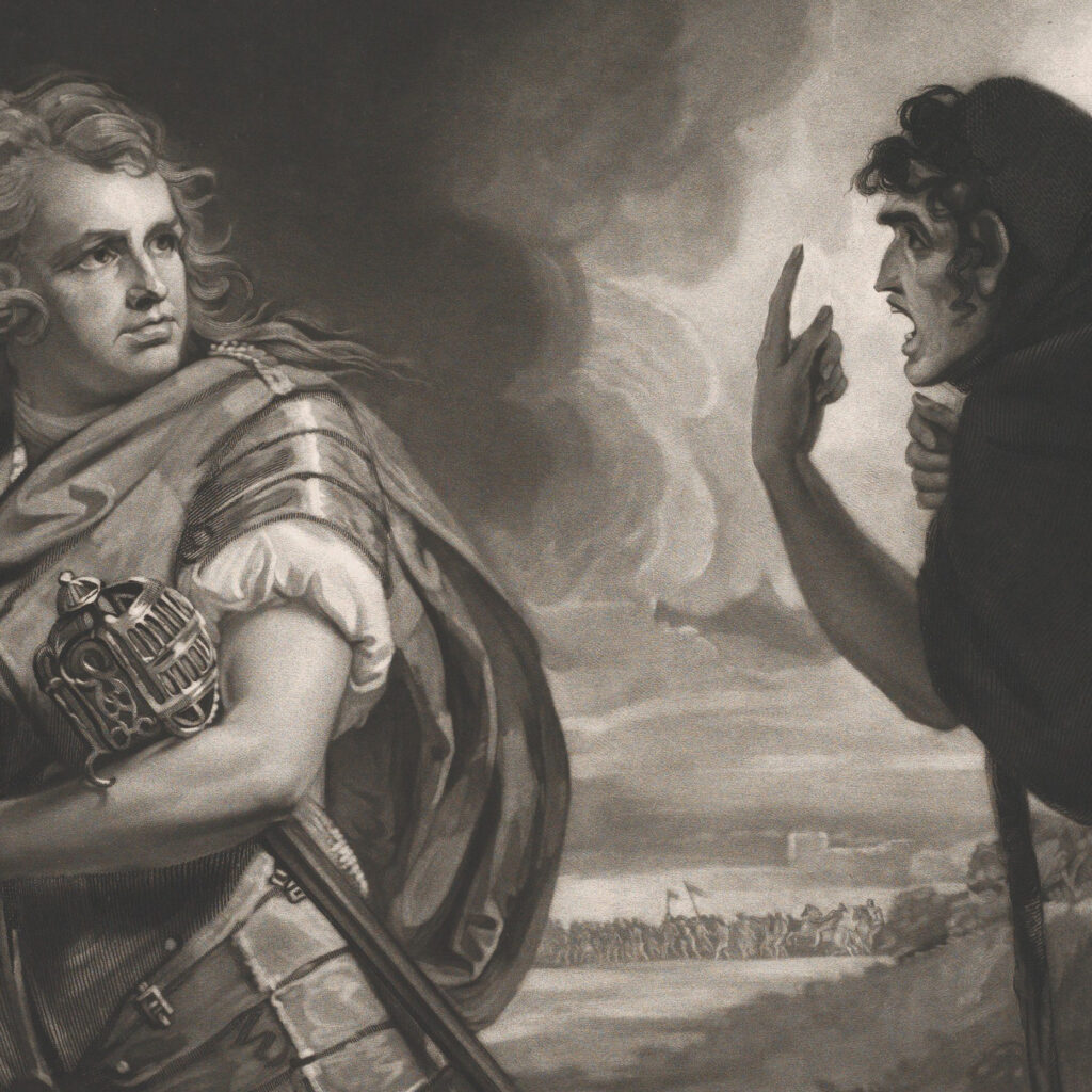 The Dangers of Masculinity in Macbeth by Chris Delaney