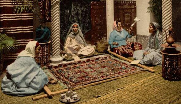 Freeing Algerian Women's Histories by Erin Schmitz