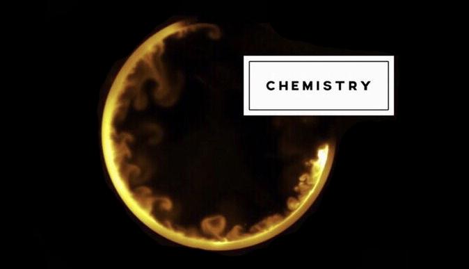 Chemistry by Evangeline Lou
