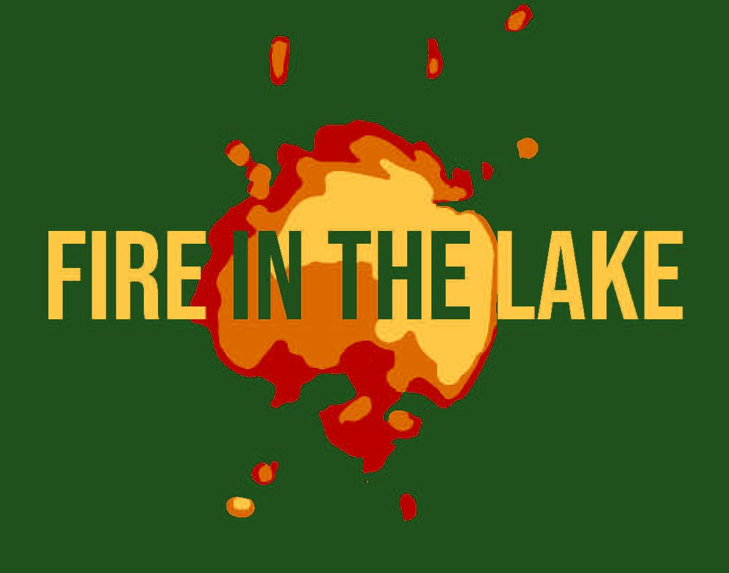 """Fire in the Lake: Writing from NYU's Creative Writing Program, 2019."""