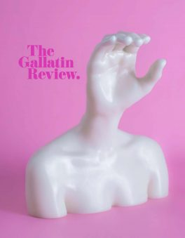 Gallatin Review, volume 33 Cover