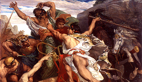 Guilt and Shame in Oedipus the King by Jarvy O'Neill