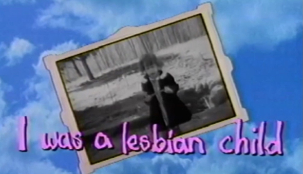 """I Was a Lesbian Child"" by Nyelah Sawyer"