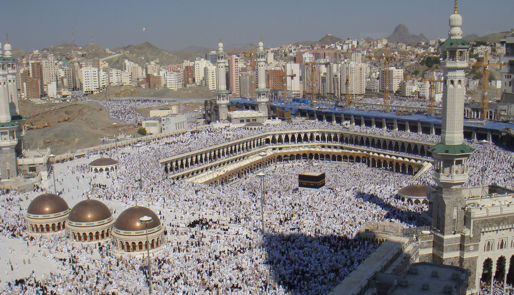 Immersive Mock Hajj by Raadiya Shardow