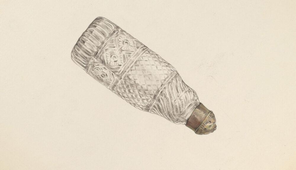 Salt on a Slug by Sophia Isidore