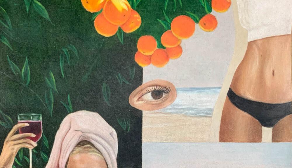 Visual Memoirs by Taylor Burkhead