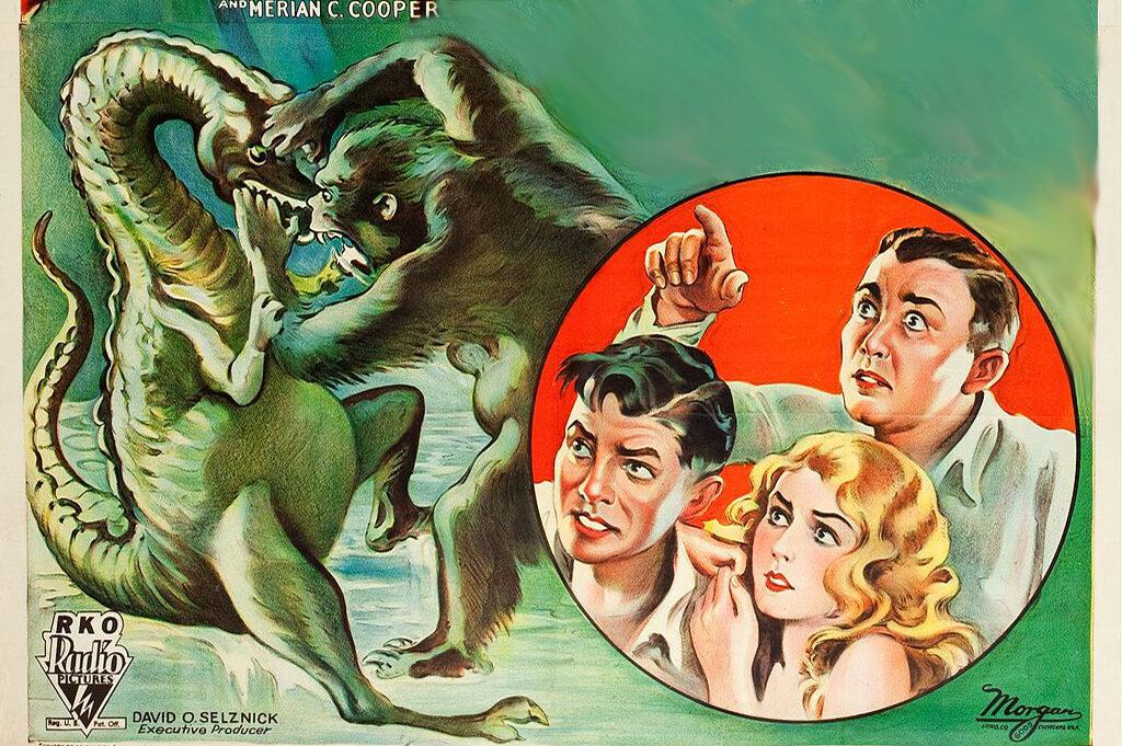 Kong's Fantasy, or Kong as Fantasy by Tianmo Wang