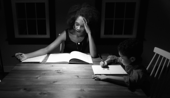 Black Mothers and Boss Ladies on the Screen by Shatima Jones