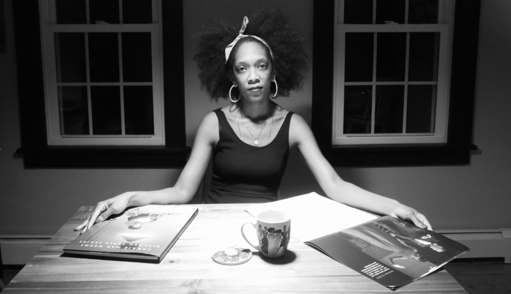Black Aesthetics and Activism by Shatima Jones