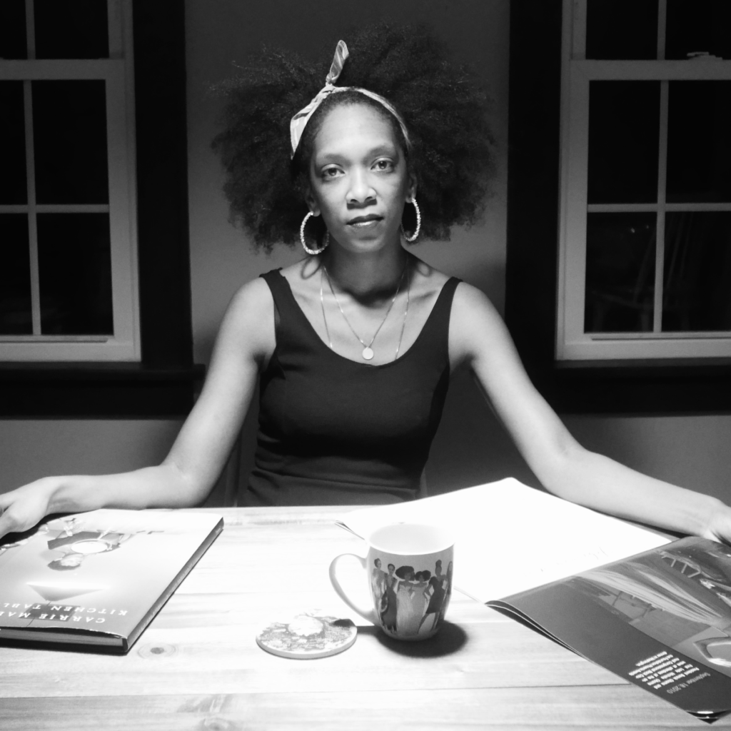 Black Aesthetics and Activism by Shatima Jones